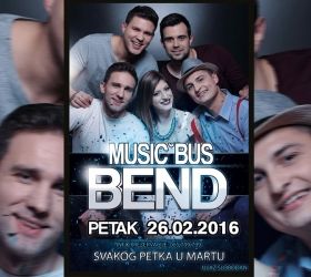Elli bar - Petak, 26.02.2016. - Music Bus Bend