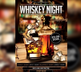 Elli bar: Whiskey night