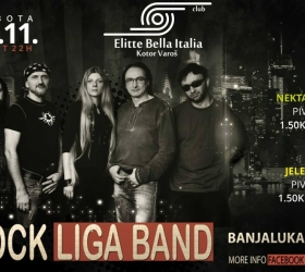 Elitte Bella Italia: Rock Liga Band
