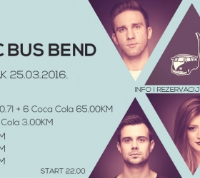 Elli bar -  Music Bus Bend