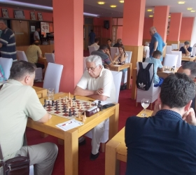 Počeo ´PST - International Chess Tournament 2017´, neočekivana tri remija u 1. kolu