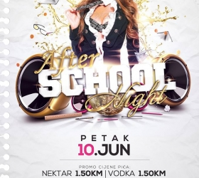 Elli bar - After School Party