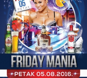 Elli bar: Friday mania